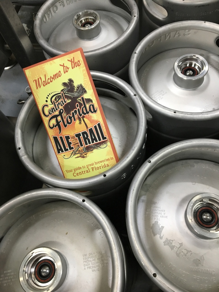 Central Florida Ale Trail Map Now Available | Craft Beer Breweries - Central Florida Ale Trail Map