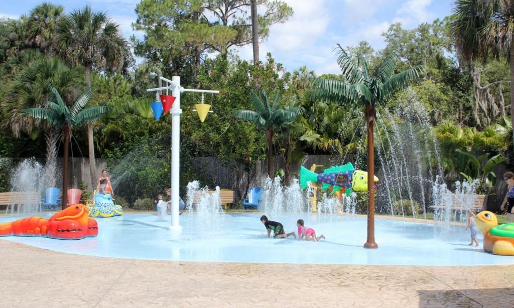 Central Florida Zoo & Botanical Gardens Animals & Attractions - Central Florida Zoo Map