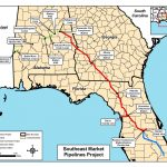 Certification Of New Interstate Natural Gas Facilities   Wwals   Natural Gas Availability Map Florida