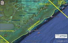 Florida Keys Islands Map