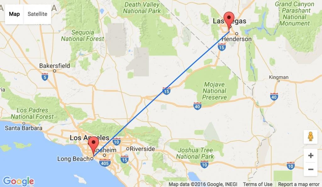 Cheap Las Vegas To Maps Of California Las Vegas California Map Pic - Map Of Las Vegas And California