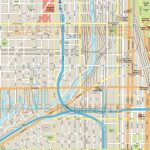Chicago City Map   Chicago City Map Printable