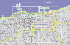Chicago City Map Printable