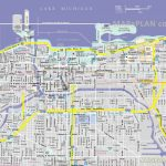 Chicago Maps   Top Tourist Attractions   Free, Printable City Street Map   Printable Map Of Chicago Suburbs
