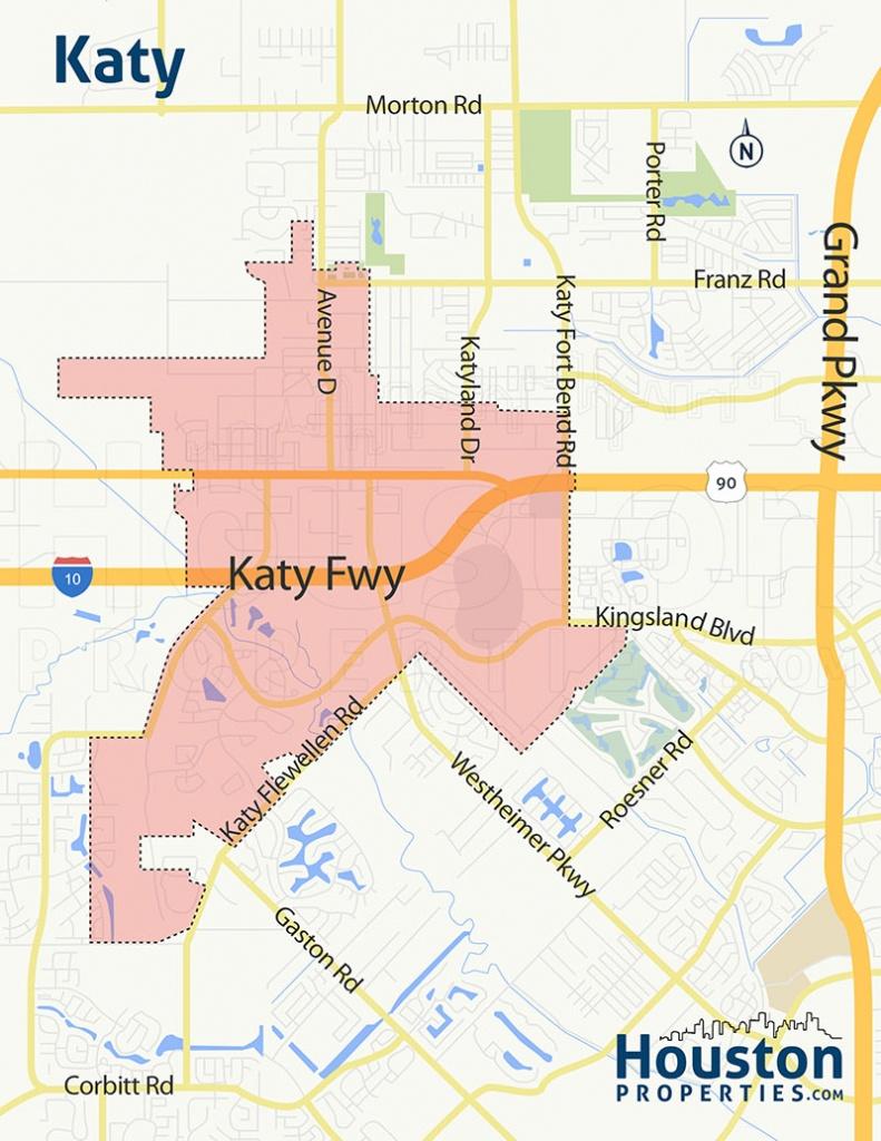 Cinco Ranch Katy Guide | Cinco Ranch Homes For Sale - Map Of Cinco Ranch Texas
