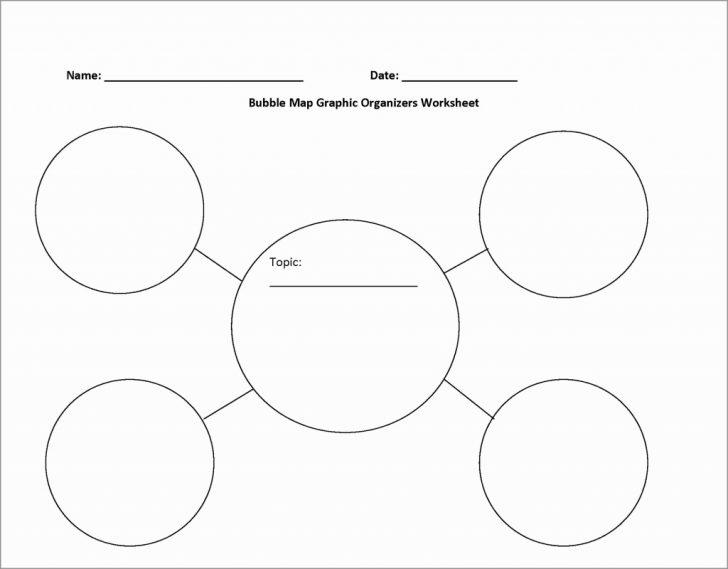 Free Printable Circle Map Template