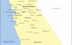 Map Of California Cities
