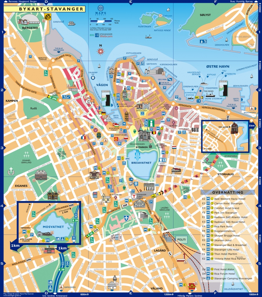 City Map - Wikipedia - Printable Local Street Maps
