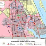 City Of Port St. Lucie Data   Florida Map With Port St Lucie