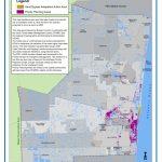 Climate Toolbox   South Florida Sea Level Rise Map