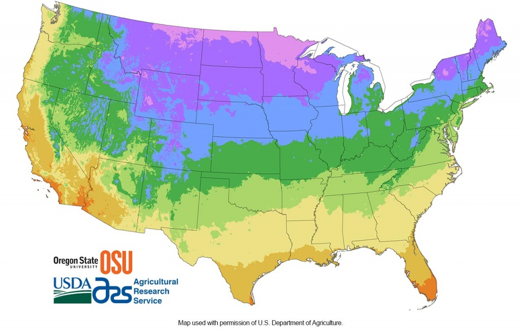 Climate Zones & Chill Hours » Planting & Care » Tomorrow's Harvest - Chill Hours Map California