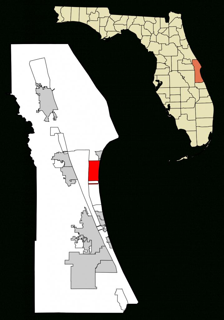 Cocoa Beach, Florida - Wikipedia - Coco Beach Florida Map