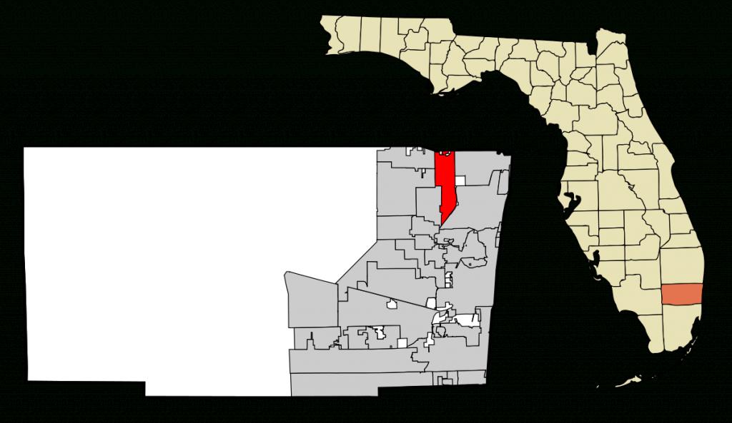 Coconut Creek, Florida - Wikipedia - Pompano Florida Map
