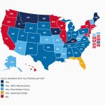 Colorado Concealed Carry Reciprocity Map Florida Concealed Carry Gun   Florida Concealed Carry Reciprocity Map