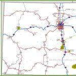 Colorado Road Map   Printable Map Of Colorado