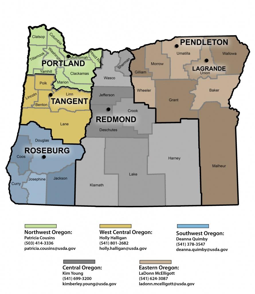 Community Facilities Direct Loan & Grant Program In Oregon | Usda - Usda Loan Florida Zone Map