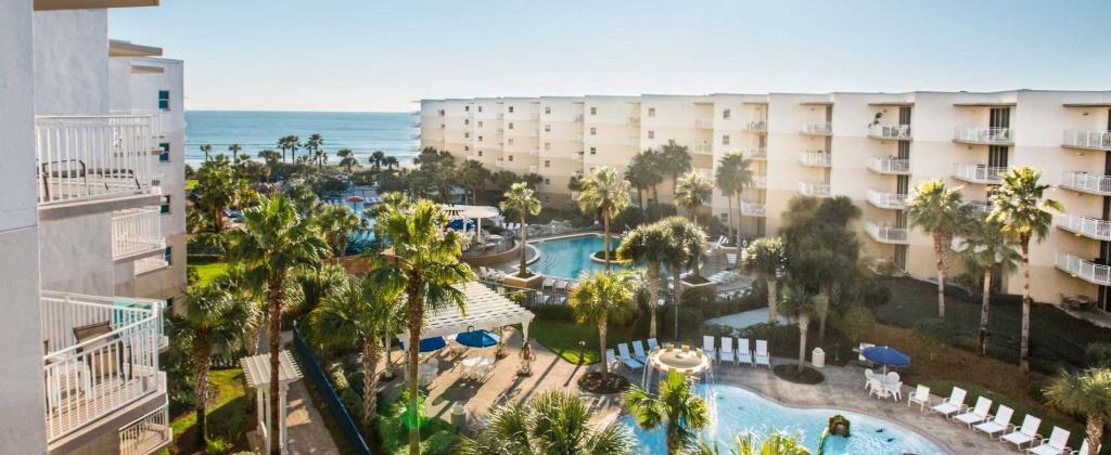 Condo Rentals | Places To Stay | Florida's Emerald Coast - Map Of Destin Florida Condos