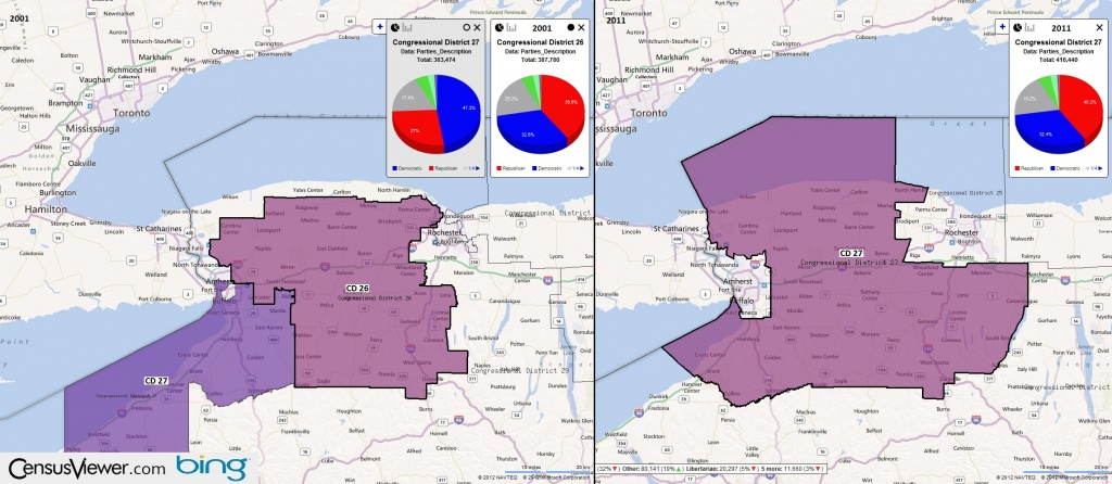 Congressional Districts In New York After The 2010 Census - Texas 2Nd Congressional District Map