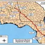 Controversial $3.2 Billion Sabal Trail Natural Gas Pipeline On   Natural Gas Availability Map Florida