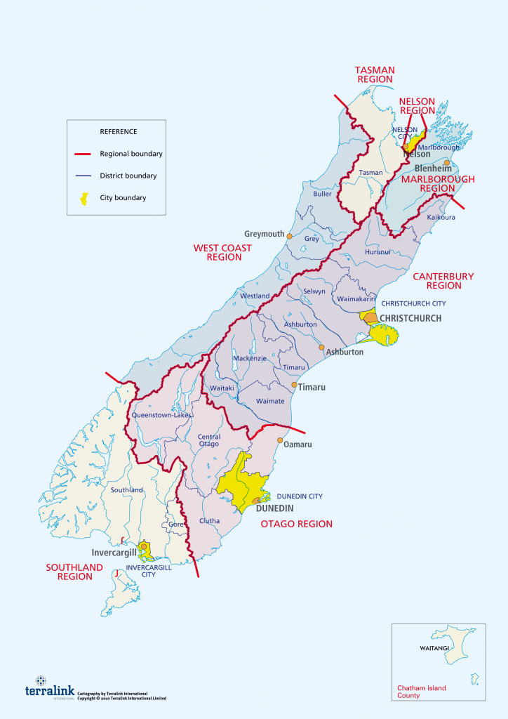 Council Maps And Websites | We Are. Lgnz. - New Zealand North Island Map Printable