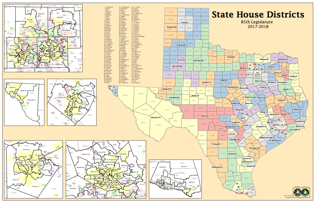 Court Says Lawmakers Deliberately Gerrymandered Texas House Maps To - Texas District Map