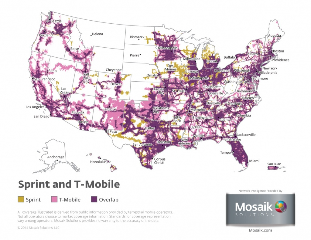 Coverage Maps For All Prepaid Carriers   Prepaid Phone News - Metropcs Coverage Map Texas