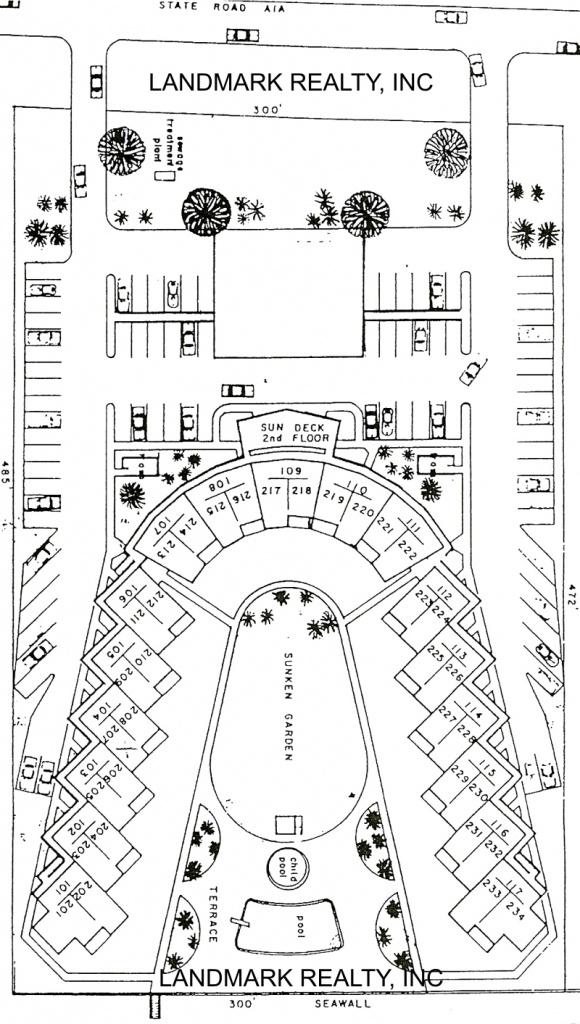 Crescent Sandpiper Condos Crescent Beach Florida Condominiums For Sale - Map Of Crescent Beach Florida