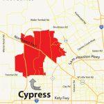 Cypress Tx Map | Great Maps Of Houston | Houston Neighborhoods   Map Of Northwest Houston Texas