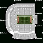 Darrell K Royal   Texas Memorial Stadium Seating Chart & Map | Seatgeek   Texas Longhorn Stadium Seating Map