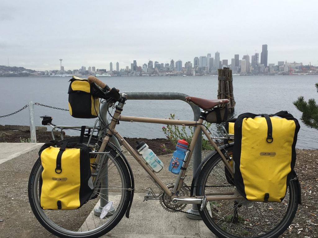 David's Pacific Coast Bicycle Tour Faq – Helder Land Words - Pacific Coast Bike Route Map California