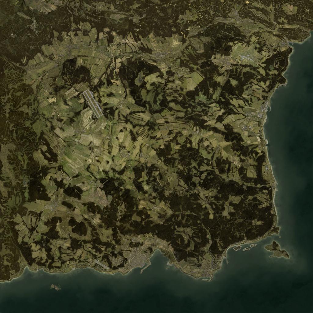 Dayz Chernarus+ Full Map | Interactive & Downloadable | Dayz Tv - Printable Dayz Standalone Map