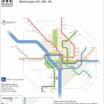 Dc Metro Map   Dc Transit Guide   Printable Metro Map Of Washington Dc