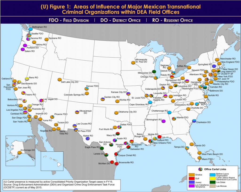 Dea Maps Show Where Mexican Drug Cartels Hold Sway In Texas - Atlanta Texas Map