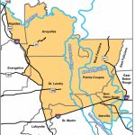 Deer Hunting – Area 6 | Louisiana Hunting Seasons & Regulations   Texas Deer Hunting Zones Map