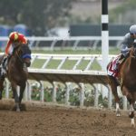 Del Mar Races See New Costs And Declining Revenues | Kpbs   Horse Race Tracks In California Map