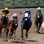 Delayed: Meeting To Discuss Moving Horse Racing Out Of Santa Anita   Horse Race Tracks In California Map