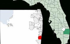 Florida Public Beaches Map