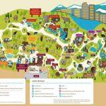 Denver Zoo Map   Denver City Map Printable
