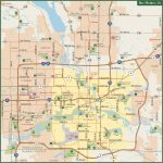 Des Moines Metro Map | Digital Vector | Creative Force   Printable Map Of Des Moines Iowa