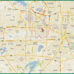 Dfw Area Map   Map Of Dfw Area (Texas   Usa)   Map Of Fort Worth Texas Area