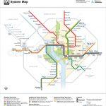 Diagram Of Washington Dc   Wiring Diagram Forward   Printable Washington Dc Metro Map