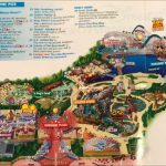 Disney California Adventure Maps Over The Years #1   See Video #2   California Adventure Map