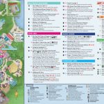 Disney World Map [Maps Of The Resorts, Theme Parks, Water Parks, Pdf]   Printable Disney World Maps