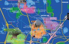 Disney Florida Map