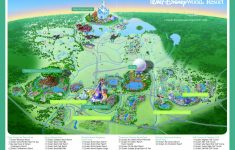 Disney World Florida Resort Map