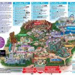 Disneyland California Adventure Park Map | Park Maps Disneyland Park   California Adventure Map