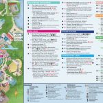 Disney's Hollywood Studios Map At Walt Disney World   Toy Story Land Florida Map