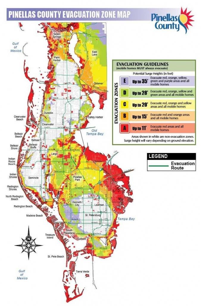 Djsrhx Uqaa0Tmg Jpg Large 12 Pinellas County Elevation Map - Florida Elevation Map By County