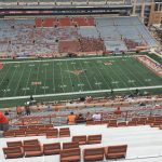 Dkr Texas Memorial Stadium Section 105   Rateyourseats   Texas Longhorn Stadium Seating Map