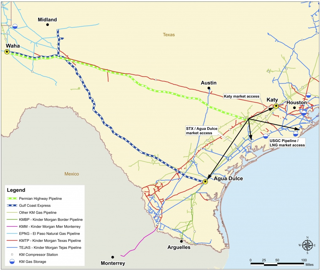 Does The Permian Highway Project Affect You? - Tx Condemnation Rights - Texas Pipeline Map